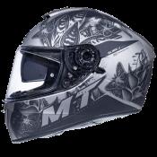 Casca integrala MT Blade 2 SV Breeze E2 gri mat