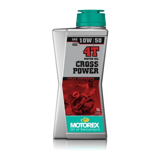 ULEI MOTOR MOTOREX CROSS POWER 4T 10W50 - 1L