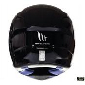 Casca integrala MT Targo solid A1 negru lucios